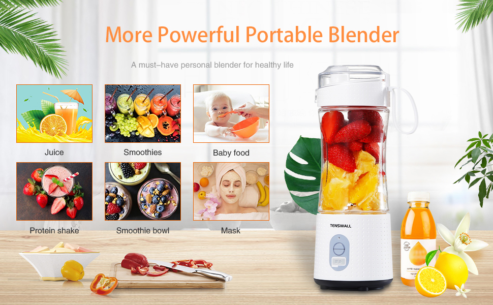 POWERFUL BLENDER