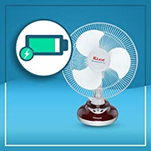 Rico RF808 Rechargeable Fan