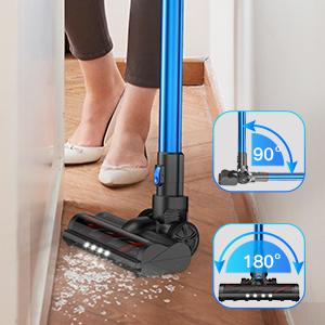 spazzola per pavimenti