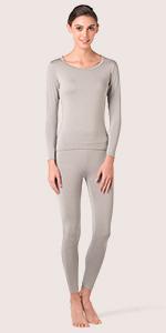 LAPASA M/ädchen Thermow/äsche Set Baumwolle Leggings und Langarmshirt G09 warmes Unterw/äsche Set 100/% Baumwolle