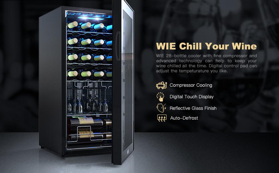 Freestanding Wine Cellars wine cooler refrigerator wine cellars wine refrigerator wine fridge