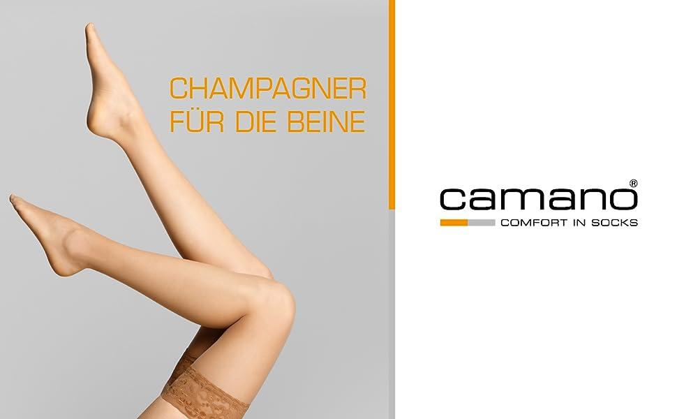 camano Feinstrumpfhosen & Stay Ups