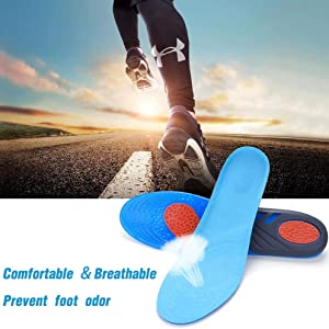 ORTHOTIC GEL INSOLE
