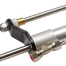 Hydrodrive MF75W Sistema de direcci/ón hidr/áulica exterior hasta 75 CV