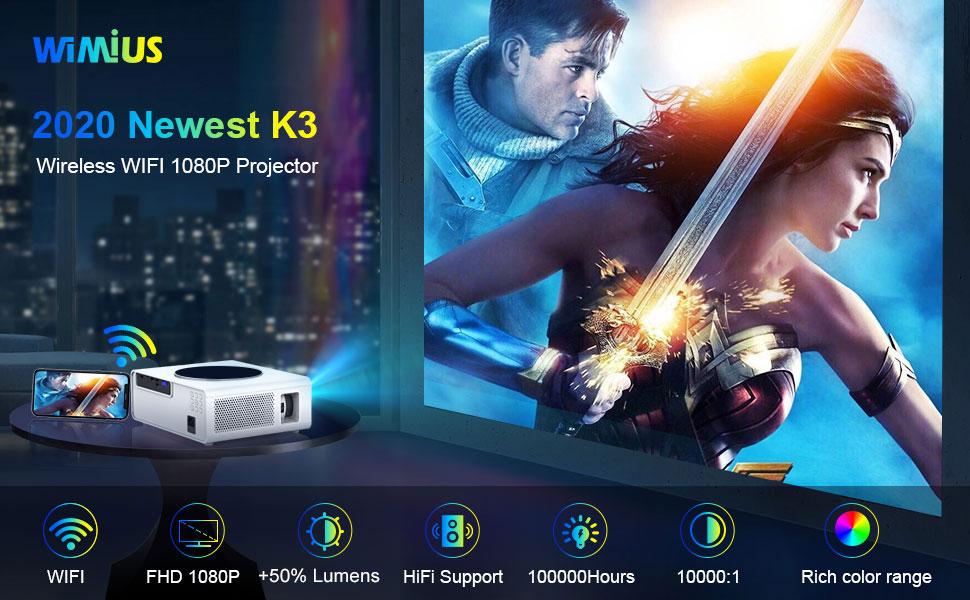K3 Projector