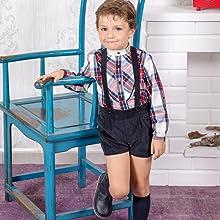 Pattern-pants-straps-seam-child