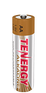 AA size battery