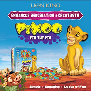 Lion King Game puzzle