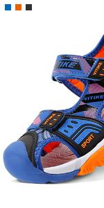 boys sandals blue