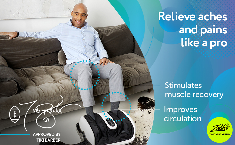 sole solutions cloud massage foot massager tiki barber