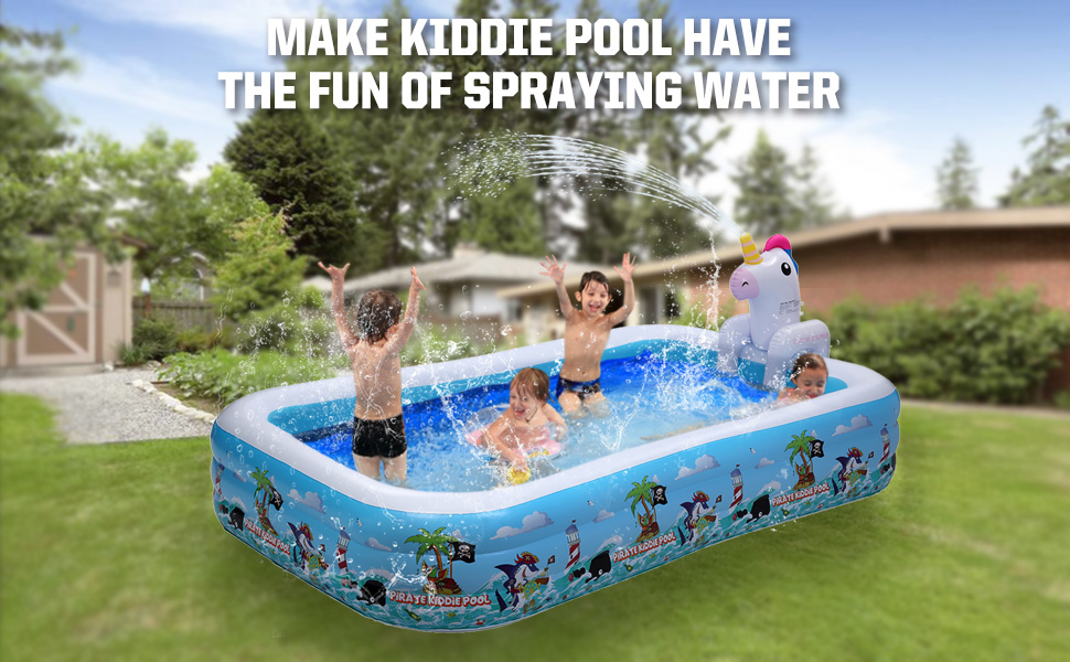 Make Summer Days Really Magical and Loads of Water Fun
