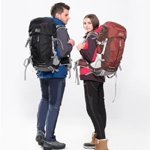 Aveler 50L Unisex Lightweight High Performance Internal Frame Backpack Camping Outdoor Sport bag