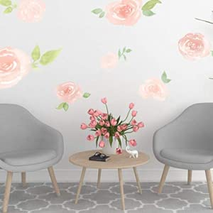 Details about  /Cute Bunny Couple 3D Wall Decal Removable Vinyl Sticker Mural Wall Art Decor