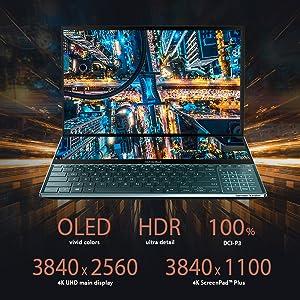 4K UHD OLED Display