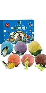 Sea Animals Bath Bombs