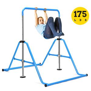 Folding Adjustable Gymnastics Bar