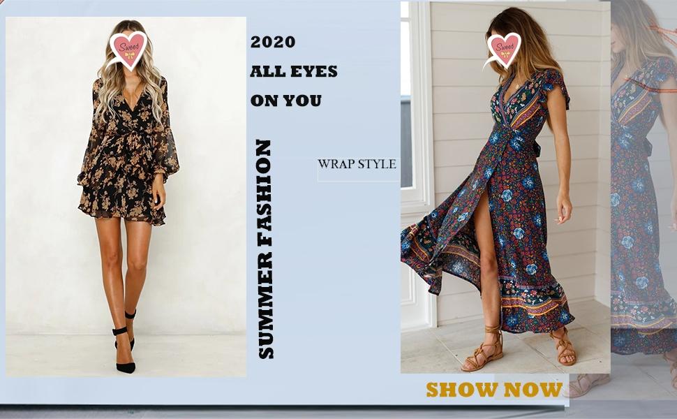 brown color Long dress Summer dress cotton size 4244  cotton material Vintage
