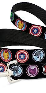 Avengers Dog Leash
