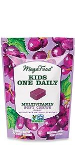 Kids One Daily Soft Chew