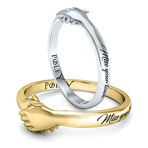 Miss Your Touch Ring