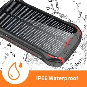 IP66 rainproof