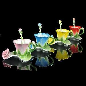 ACMLIFE Vintage Porcelain cup
