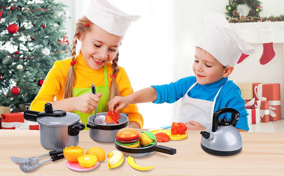 kitchen play cutting toy