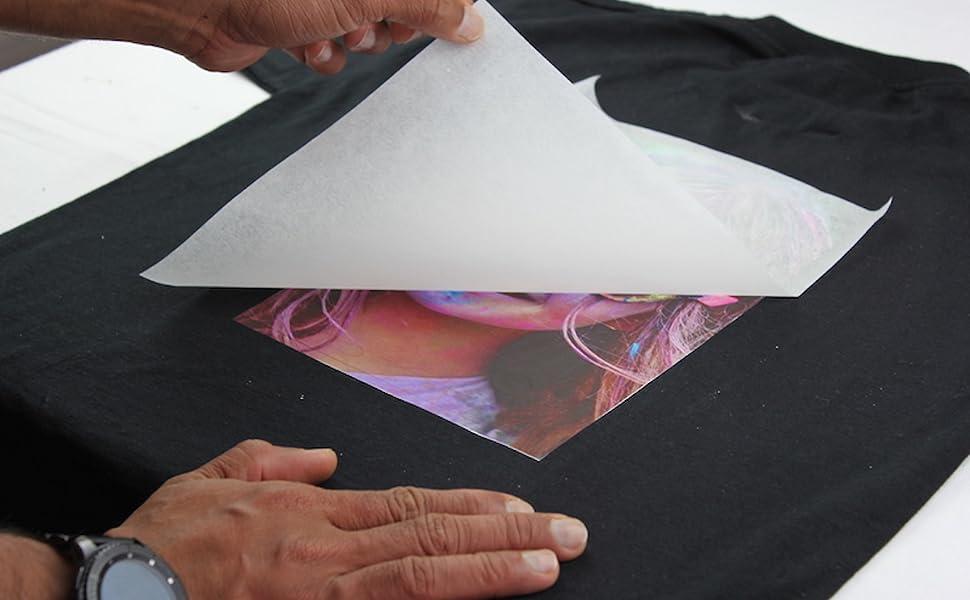 PPD Dark Transfer Paper