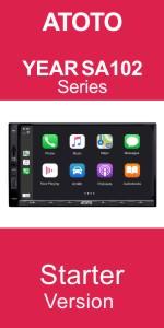 10 Pulgadas QLED] ATOTO S8 Premium S8G2103M,Android Coche en ...