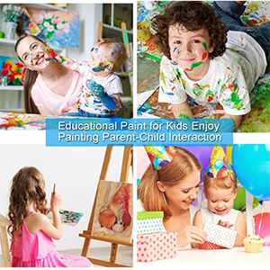 Paint by number kits for kids