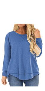 Plus blouses