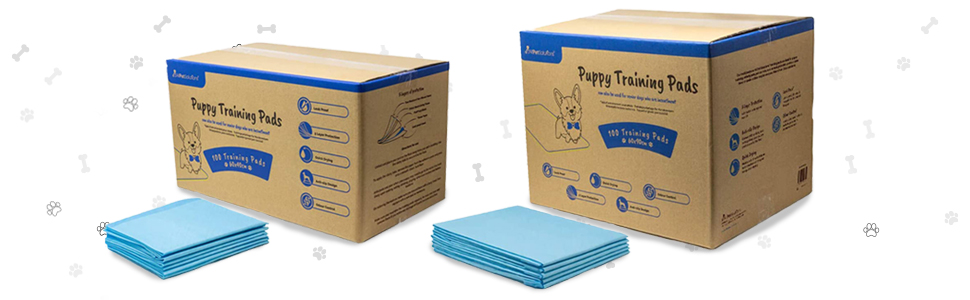 All Pet Solutions Absorbent Multi Layered Dog Toilet Training Pee Pads Puppy Dog Cat Kitten