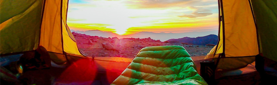 Outdoorsman Lab Camping Sleeping Pad