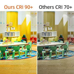CRI90+图
