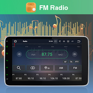 fm/am/rds radio