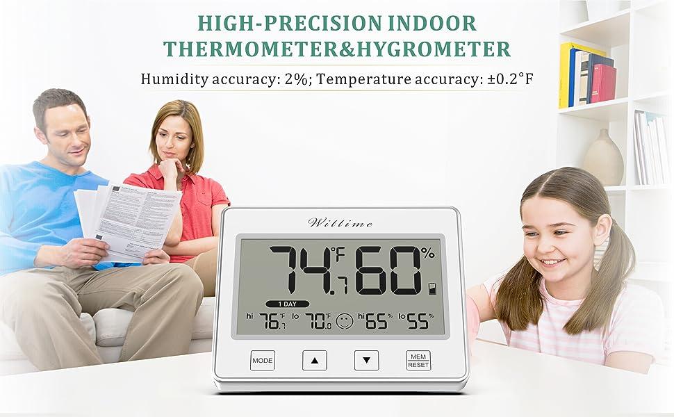 thermometer hgrometer