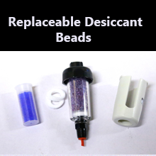 Replaceable Desiccant Air Dryer