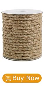 6mm jute rope