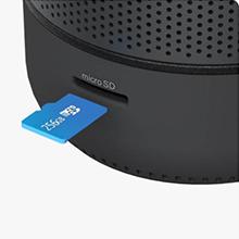 Support External SD Card