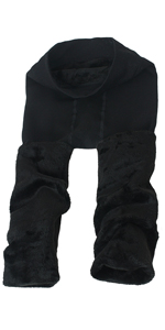 Winter Thick Fleece Lined Leggings