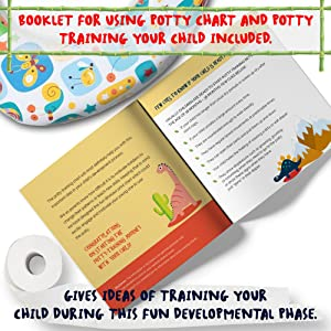 potty training booklet