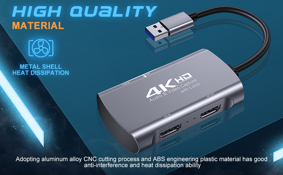 streaming capture card