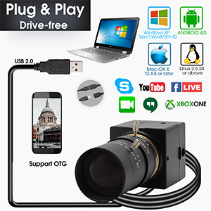 hd usb web camera zoom focus usb camera mini camera
