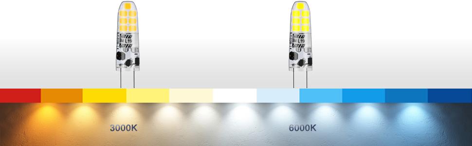 G4 2W LED