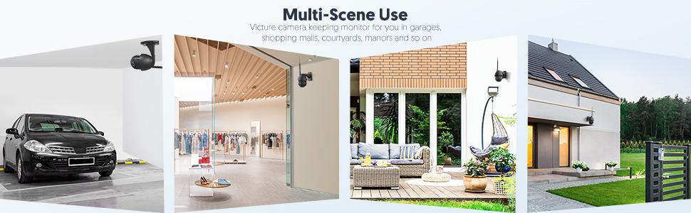 Multi-Scene Use