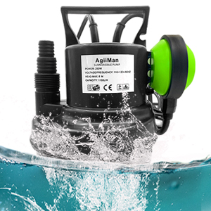 Submersible Utility Sump