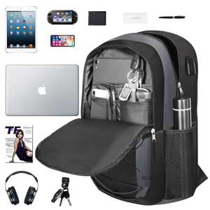 Laptop Backpack Computer Bag Business Backpack School Bookbag Slim Laptop Bag Travel Laptop Backpack