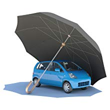 Protection Windy Days Raining Bad weather cold car rusty old damage paint work storm easy to put off