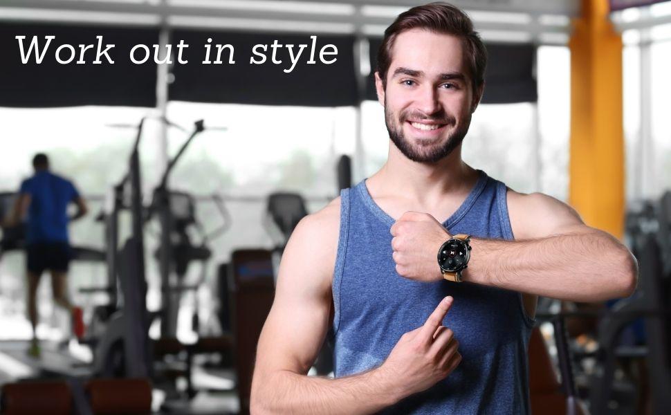 Sporex Sport Music Bluetooth Music Smart Watch