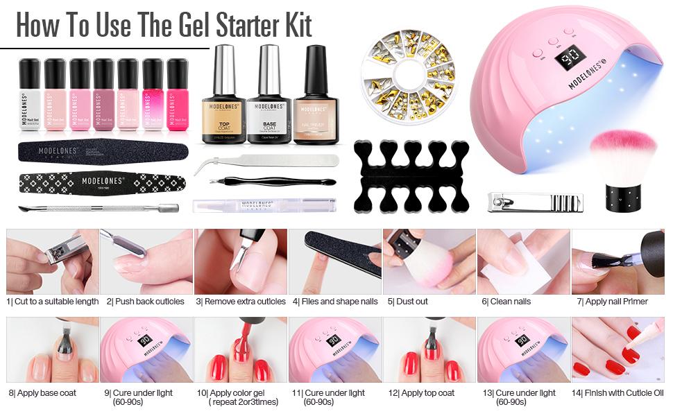 white pink glitter color